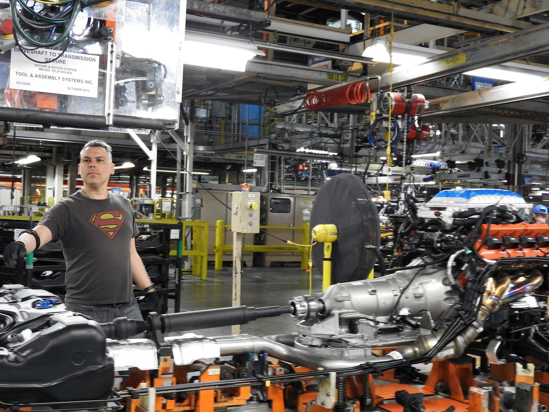 FCA Brampton Assembly Plant