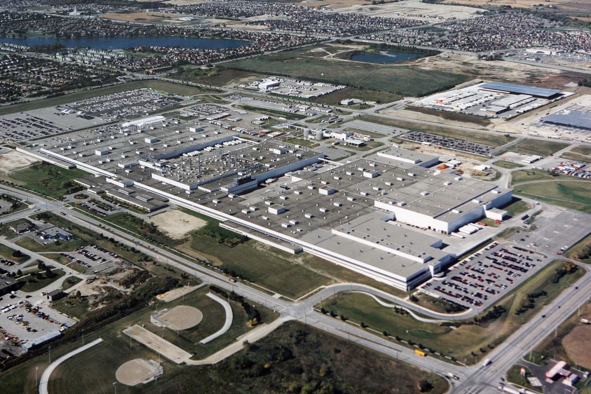 Jeep Chrysler Dodge Of Ontario >> FCA Brampton Assembly Plant - Autos.ca