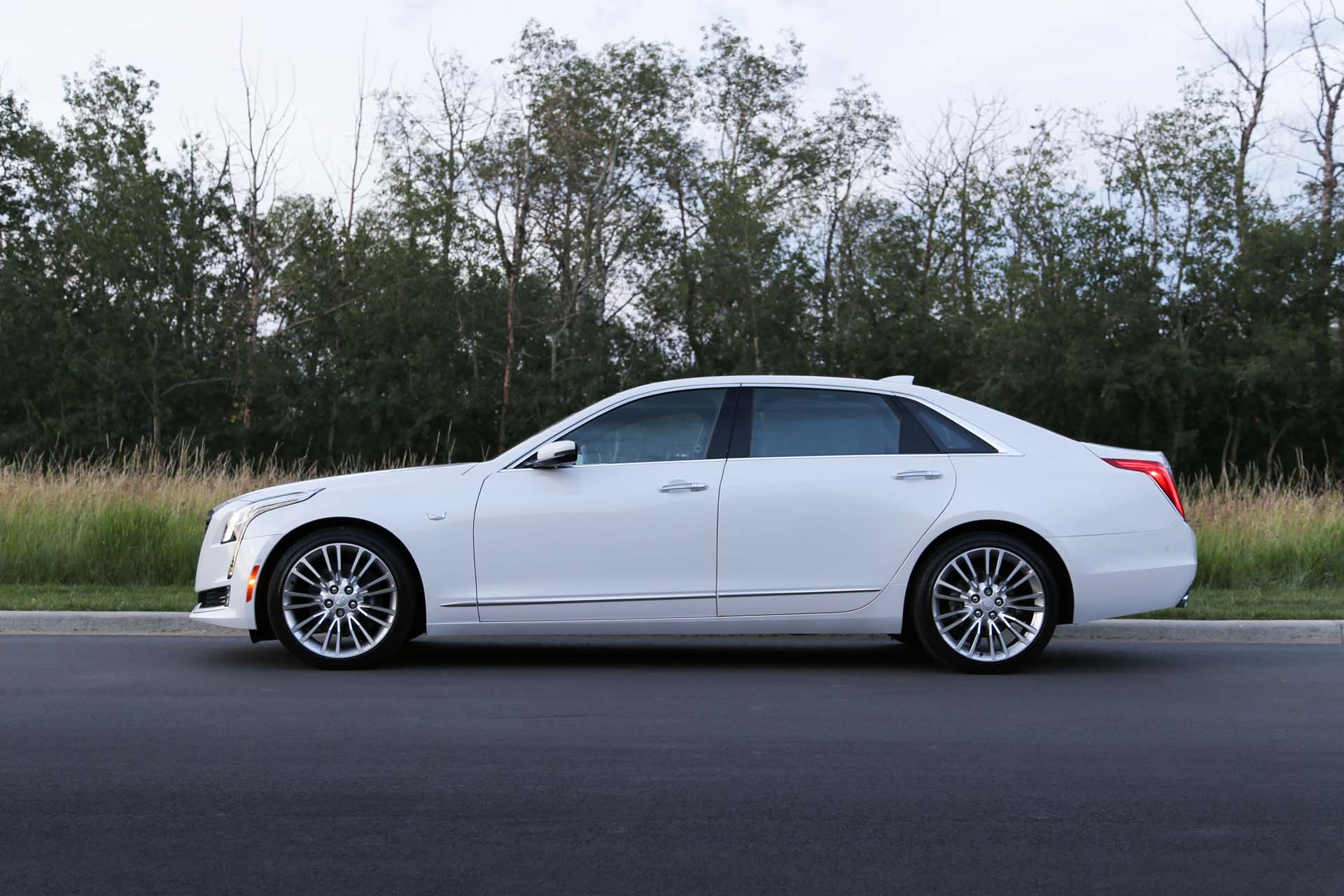 2016 Cadillac Ct6 Twin Turbo Premium Luxury Autos Ca