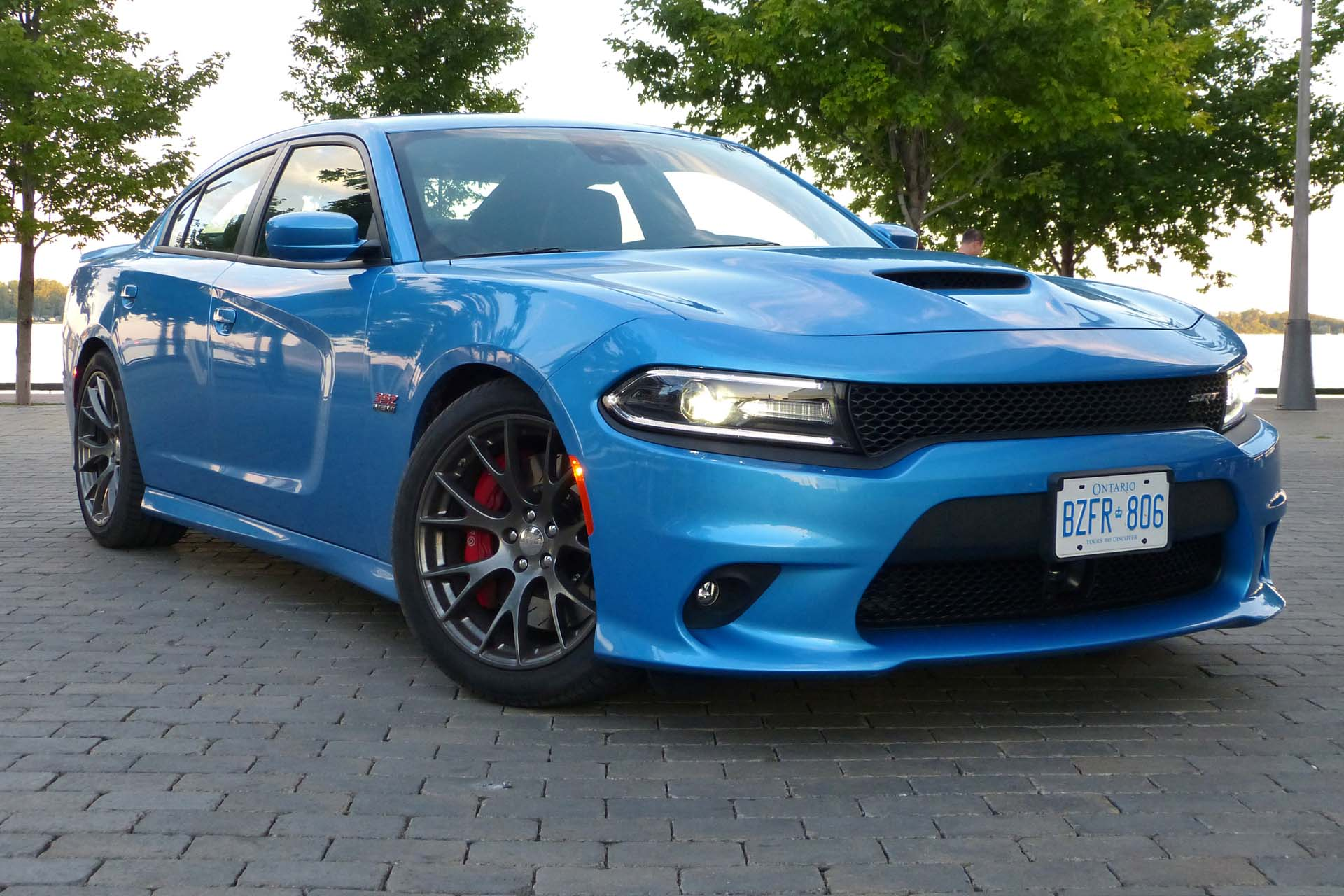 2016 Dodge Charger Srt 392 Hemi Autos Ca