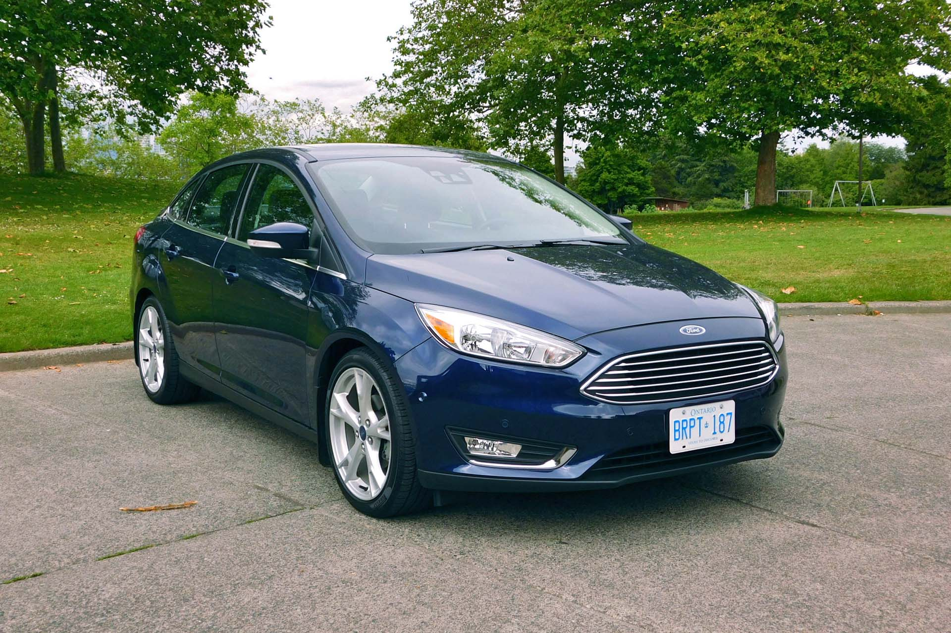 2016 ford focus titanium. Black Bedroom Furniture Sets. Home Design Ideas