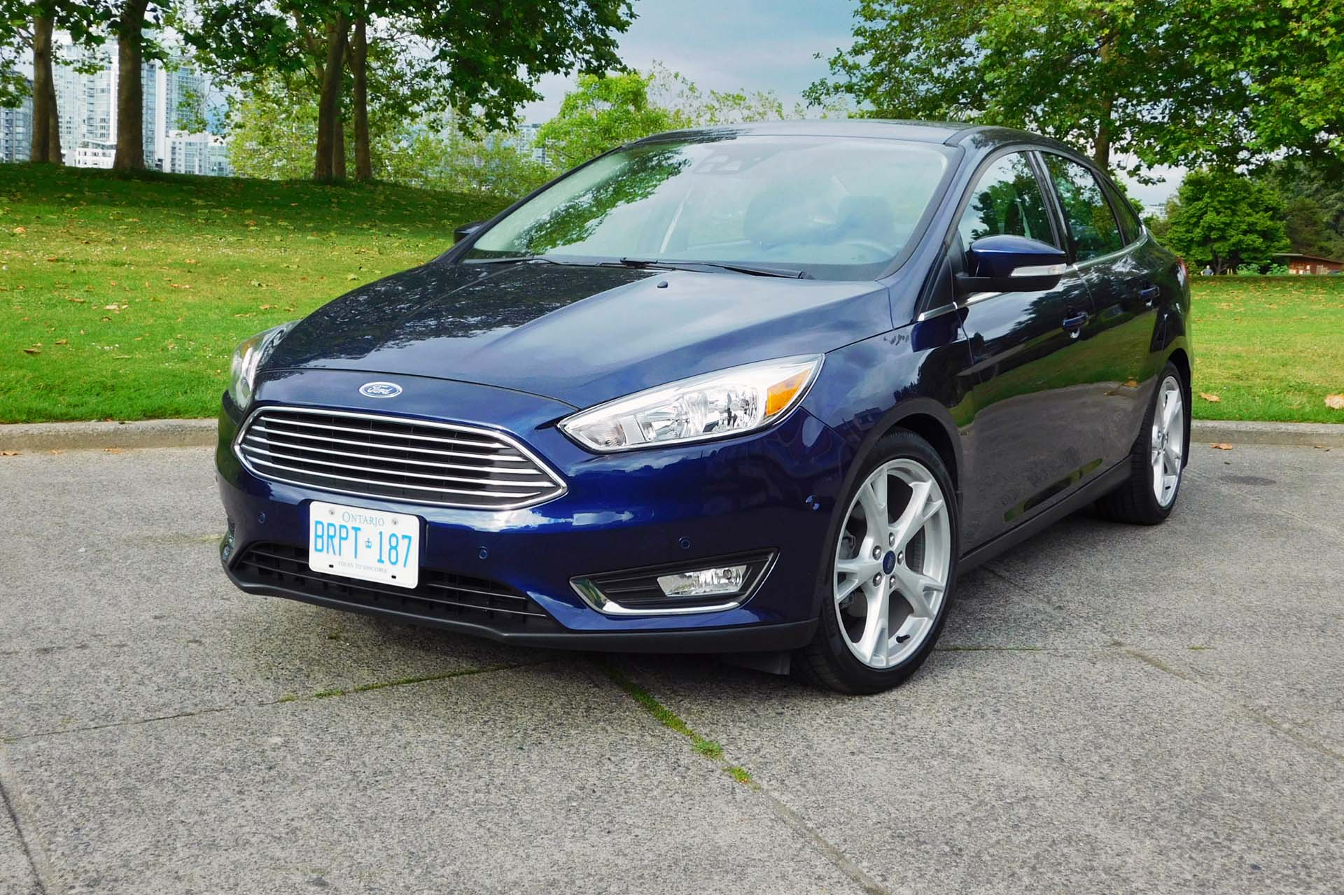 Test Drive: 2016 Ford Focus Titanium Sedan - Page 3 of 3 - Autos.ca | Page 3
