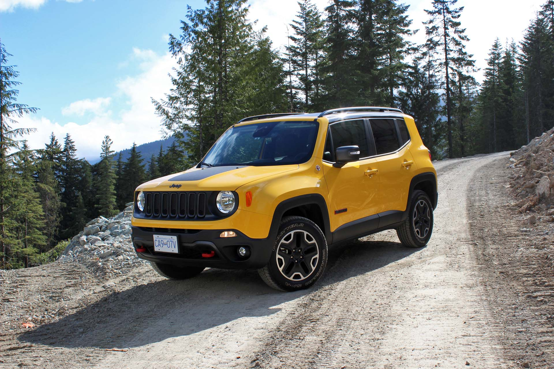 jeep renegade 2016 trailhawk. Black Bedroom Furniture Sets. Home Design Ideas