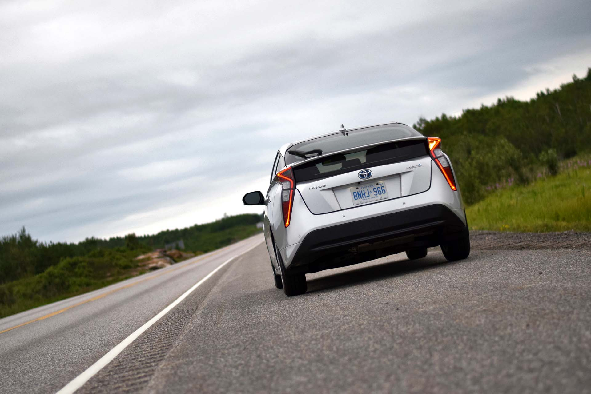 2016 Toyota Prius Tech