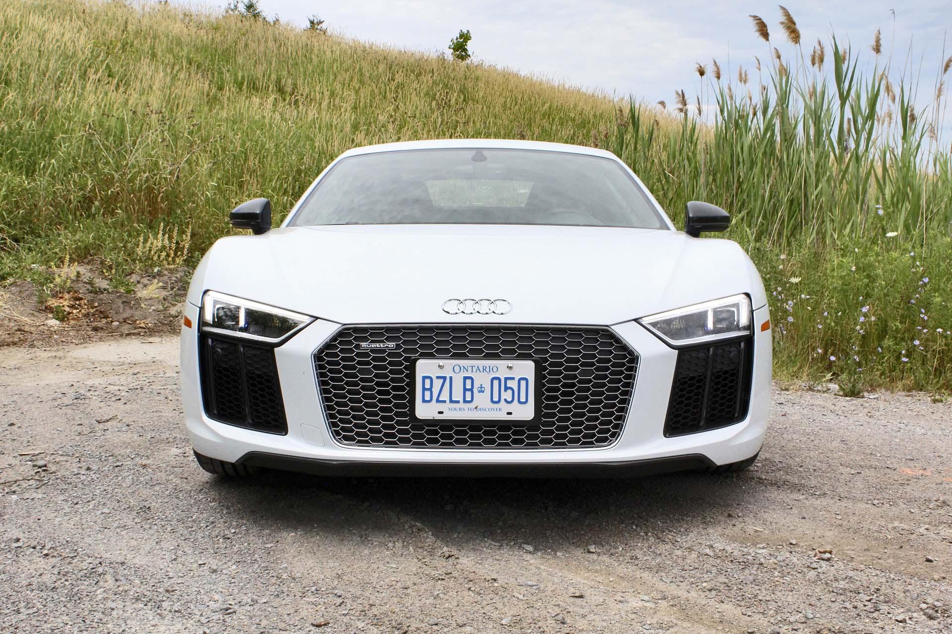 2017 Audi R8 Plus Autos Ca
