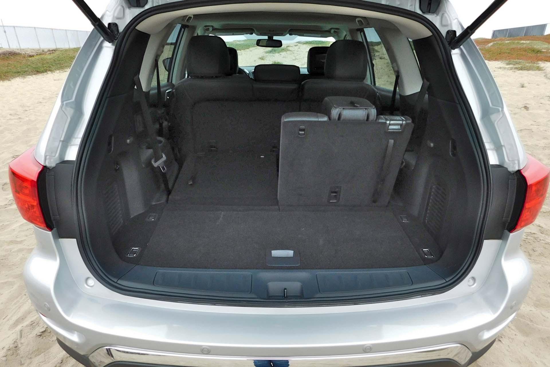2017 Nissan Pathfinder Platinum 4WD