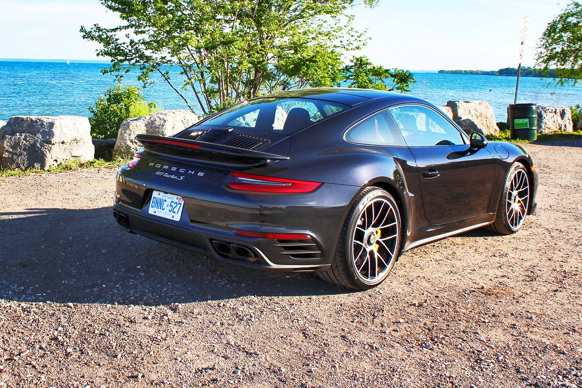2017 Porsche 911 Turbo S Autos Ca