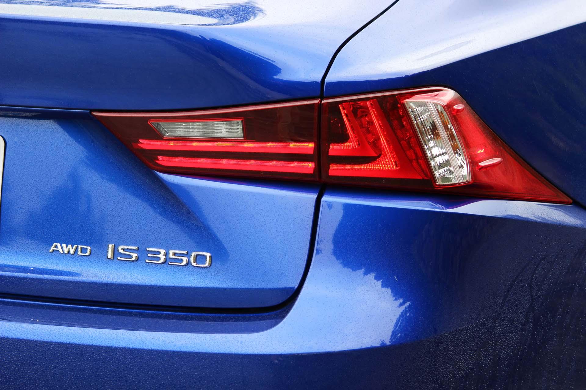 2016 Lexus IS 350 F Sport AWD