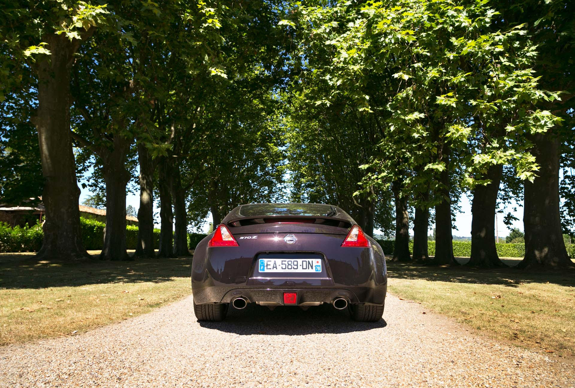 2016 Nissan 370Z European Road Trip