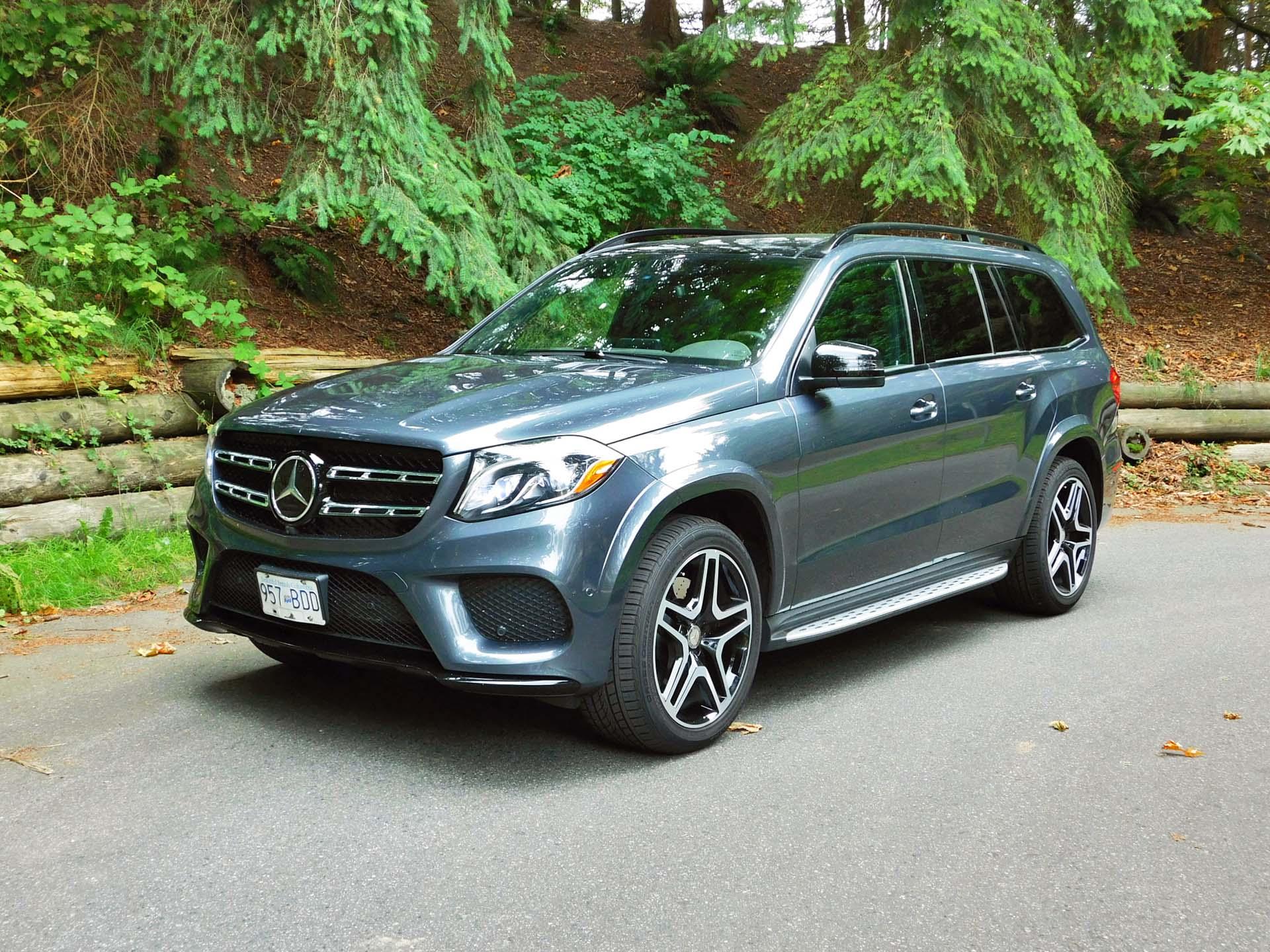 2017 mercedes benz gls 450 for Mercedes benz gls450