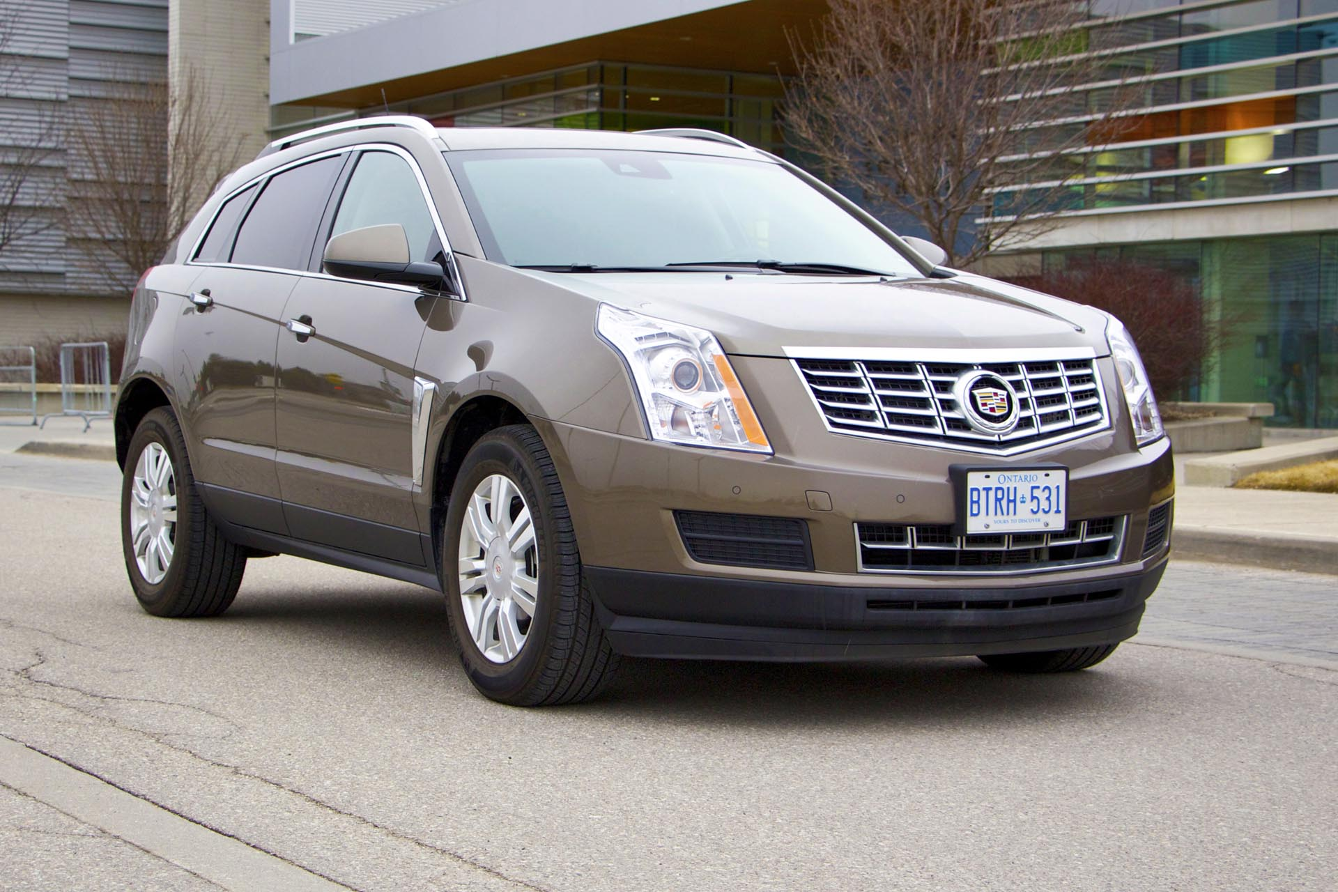 Test Drive: 2015 Cadillac SRX - Page 3 of 3 - Autos.ca ...