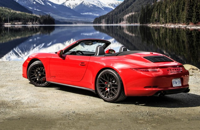 The Quick And The Dad 2015 Porsche 911 Carrera 4 Cabriolet Gts Page 4 Of 4 Autos Ca Page 4