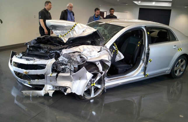 Auto Tech Insurance Institute For Highway Safety Iihs