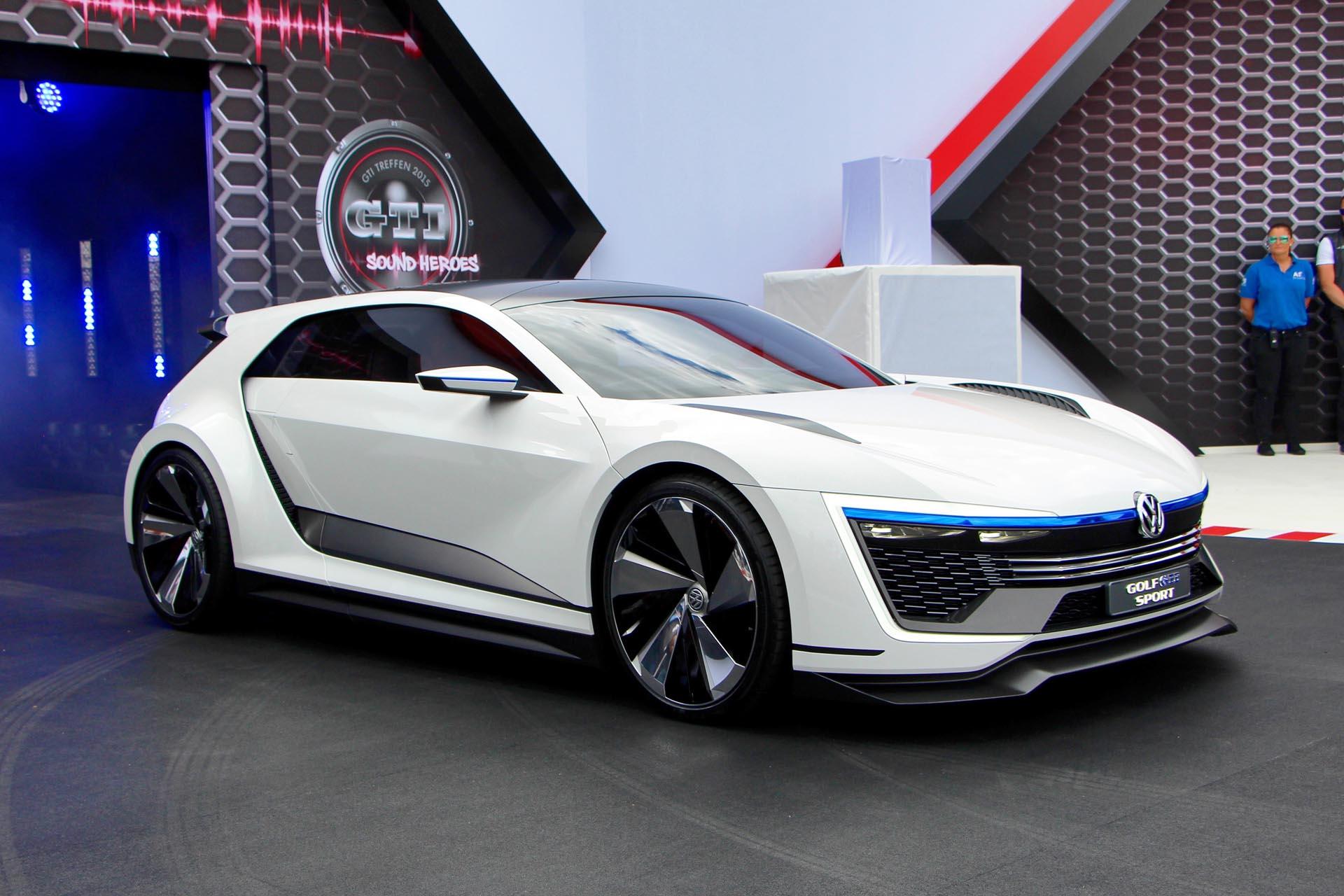 Volkswagen Golf GTE Sport Concept - Autos.ca