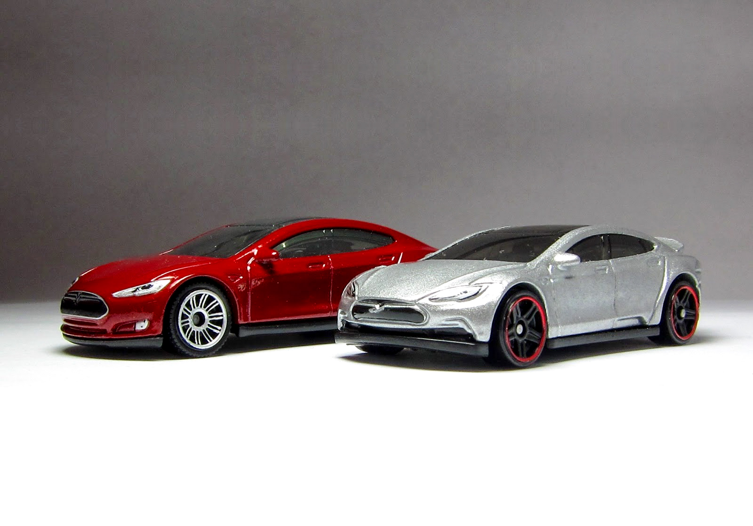 Teslas Newest 109 Model Is Truly Affordable Thanks To Hot Wheels Hotwheels Datsun 620 Red Tesla 1
