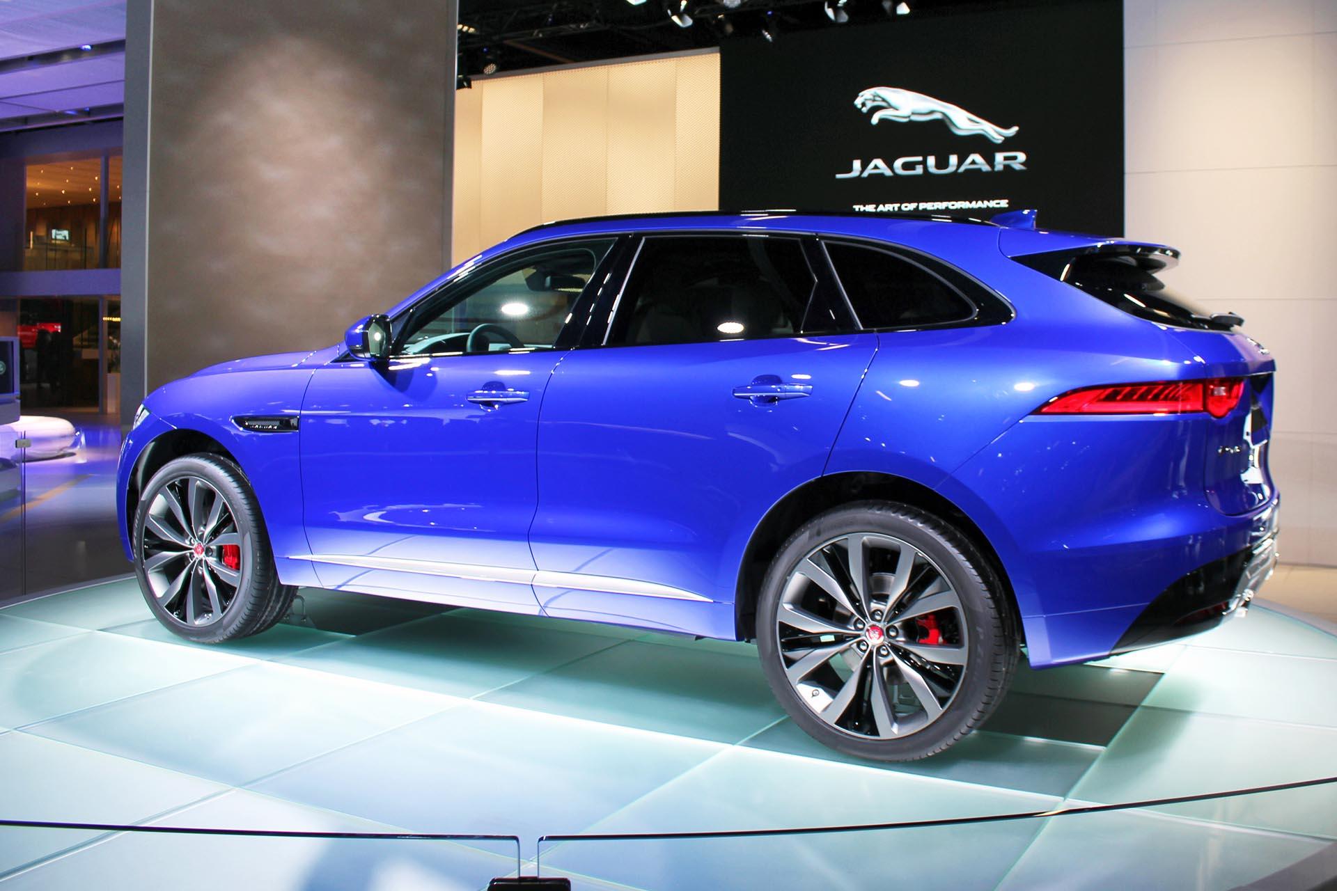 2016 Jaguar F-Pace - Autos.ca