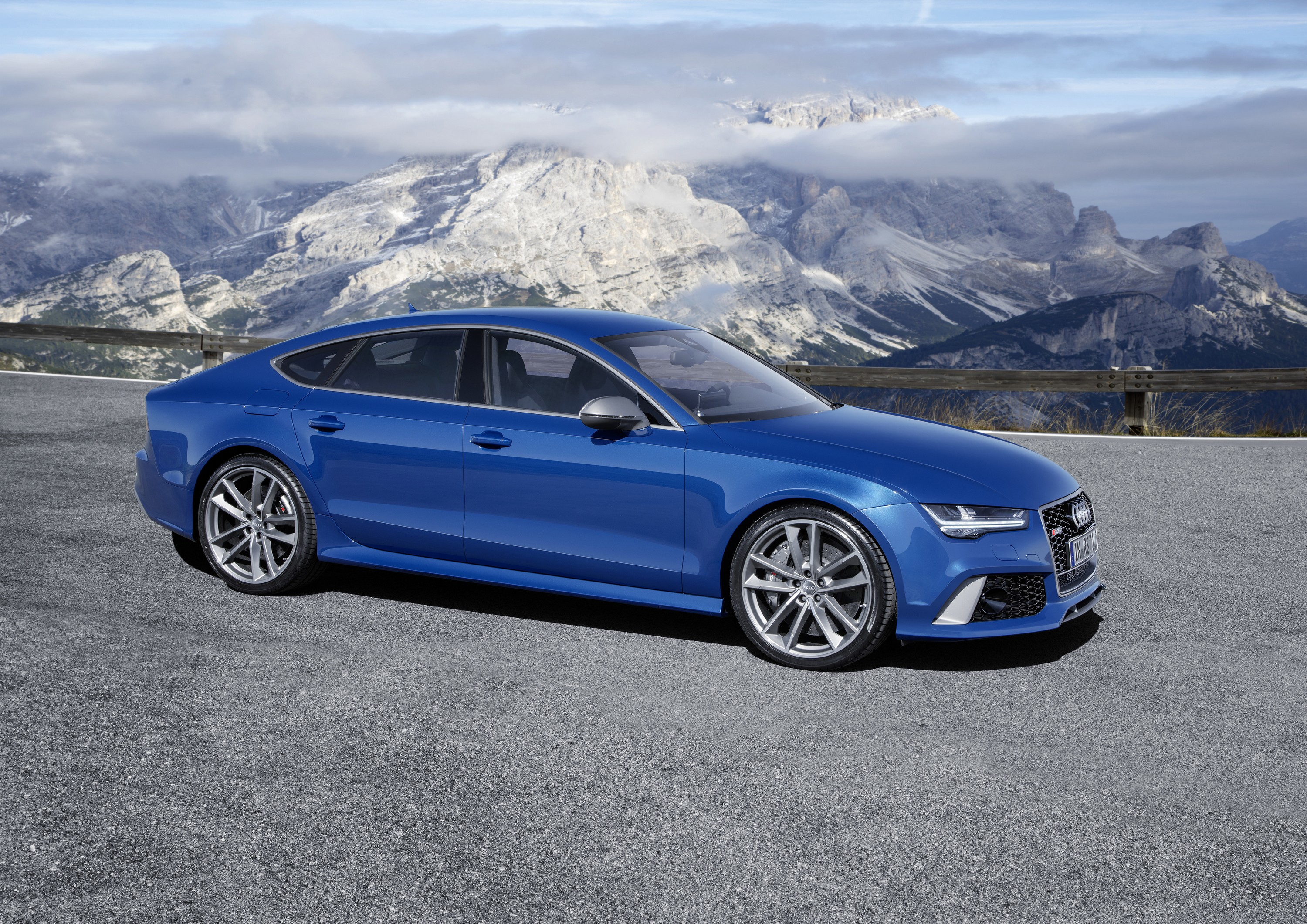 Audi RS7 'Performance' Model Coming To Canada