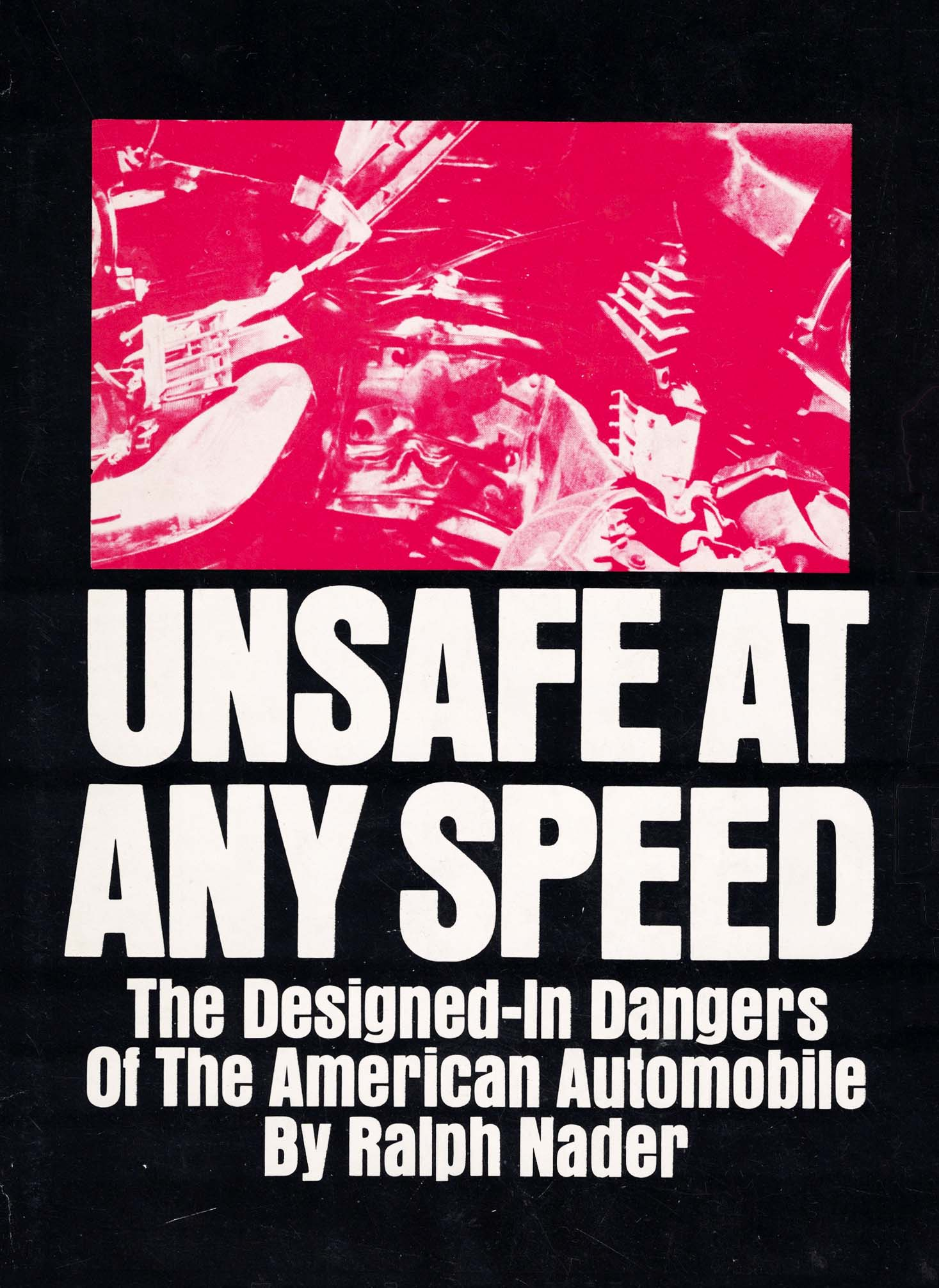 Records of the National Highway Traffic Safety Administration