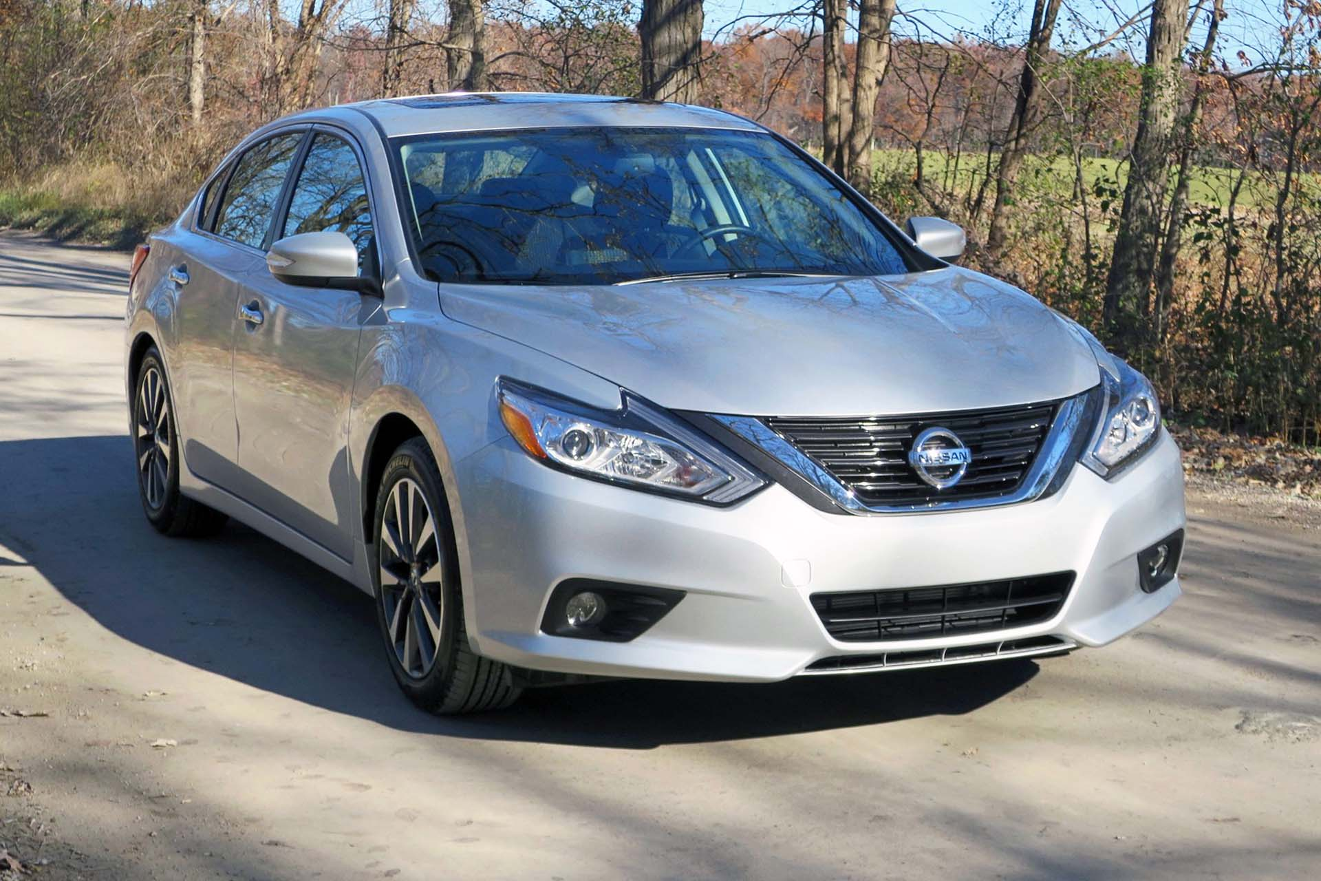 First Drive 2016 Nissan Altima Autos Ca