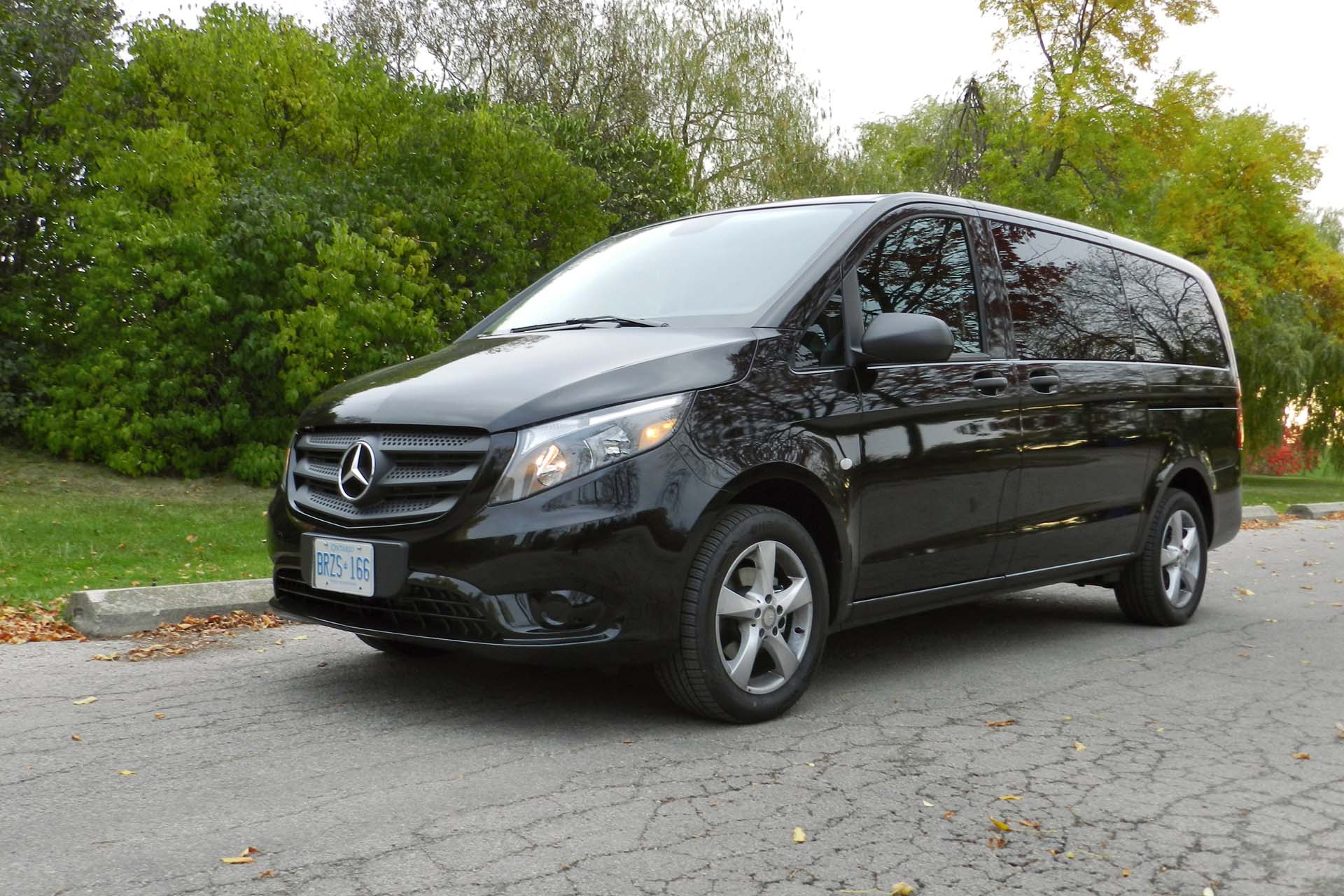 Quick Spin 2016 Mercedes Benz Metris Autos Ca