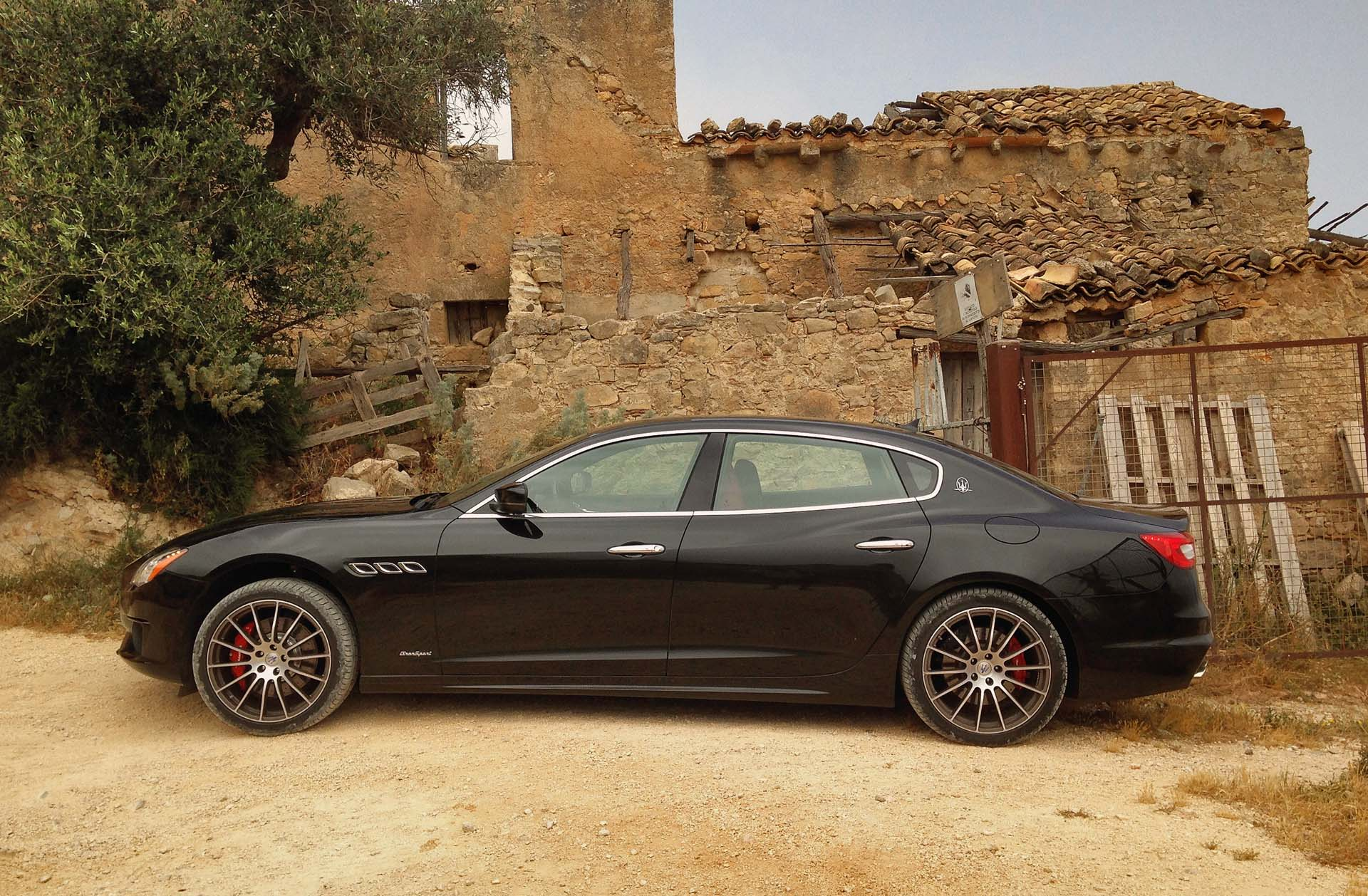 Permalink to 2017 Maserati Quattroporte S Q4