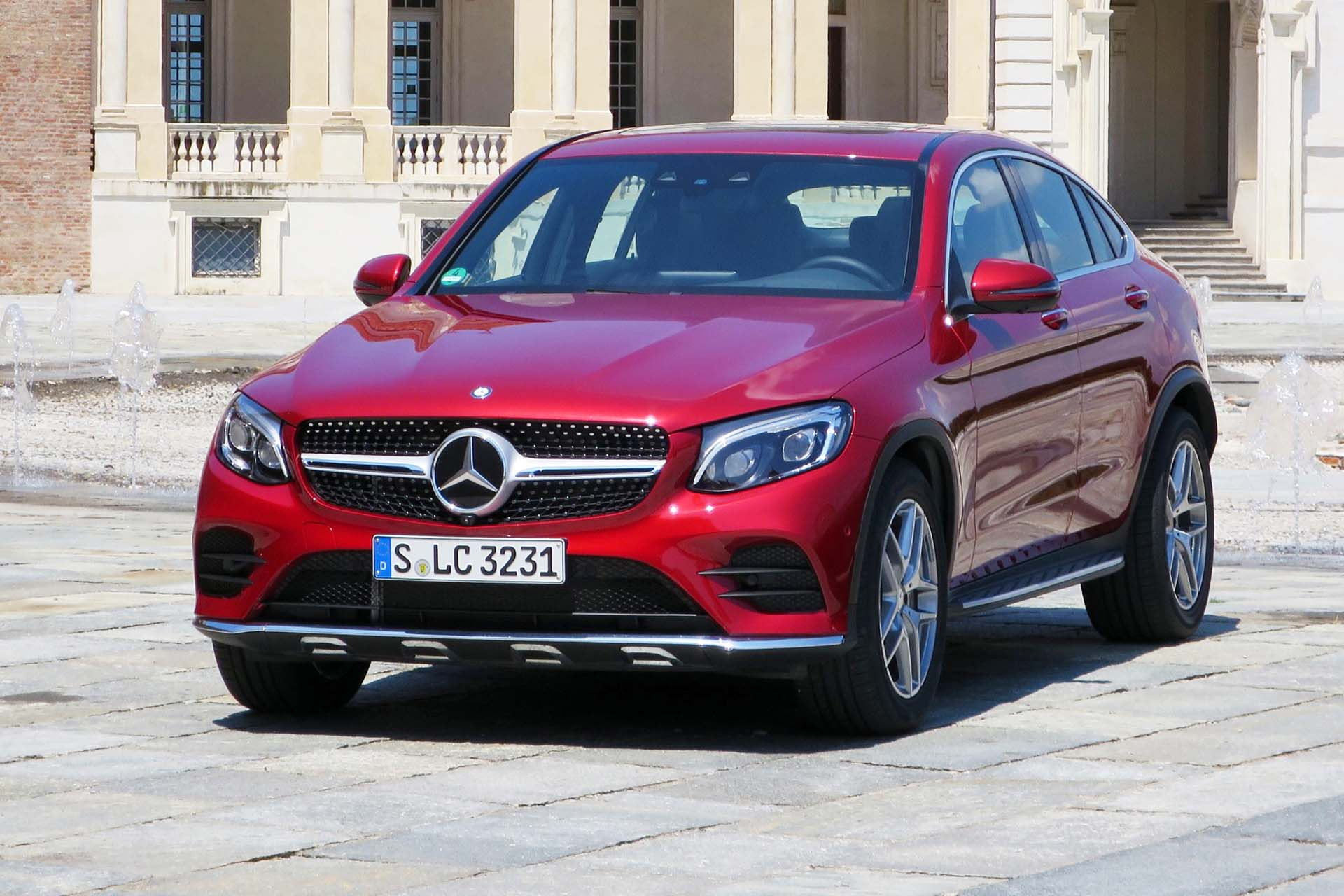 Mercedes 2017 4matic >> First Drive: 2017 Mercedes-Benz GLC 300 4MATIC Coupe - Autos.ca