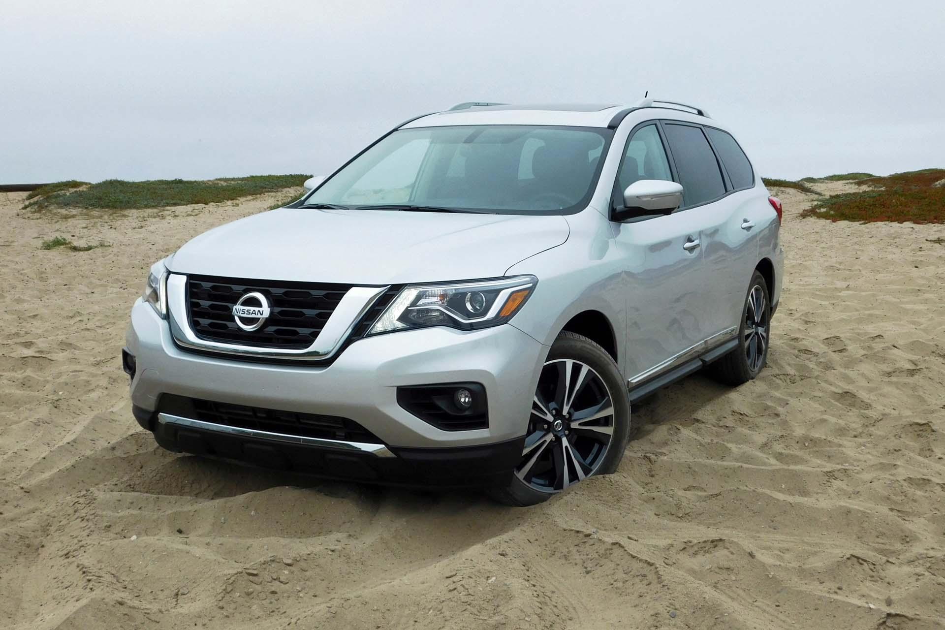 First Drive 2017 Nissan Pathfinder Autos Ca